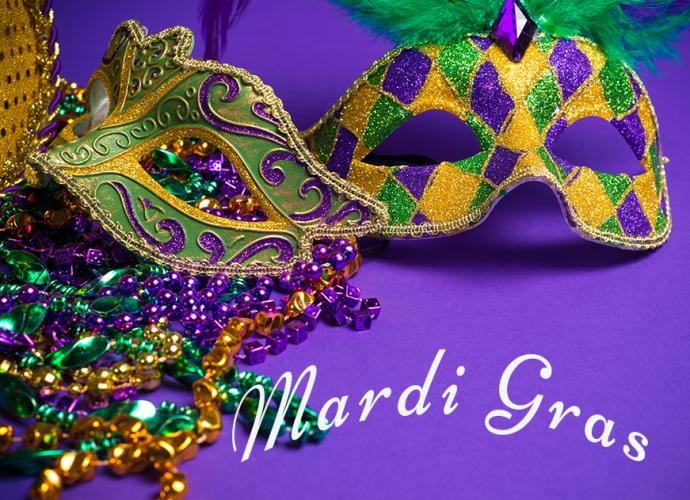 'mardi gras new orleans'
