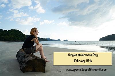 """singles awareness day"""