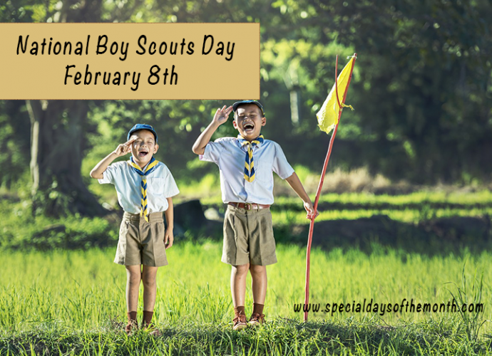 'national boy scout day'
