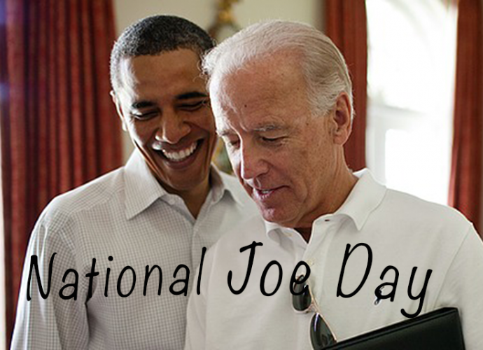 'National Joe Day'