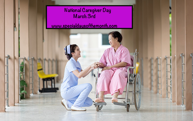 """national caregiver day - jan 31st"""