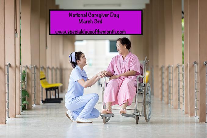 """""""national caregiver day - jan 31st"""""""