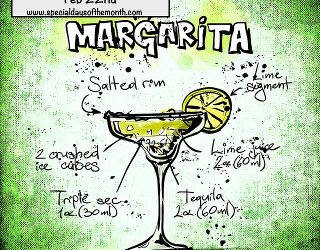 'national margarita day'
