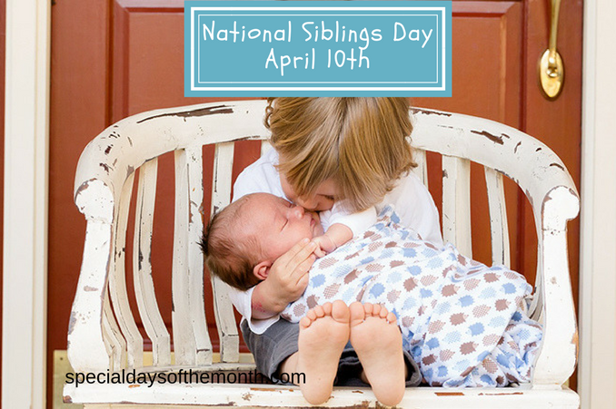 """national siblings day"""