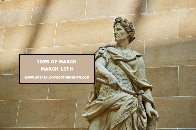 """""""ides of march"""""""