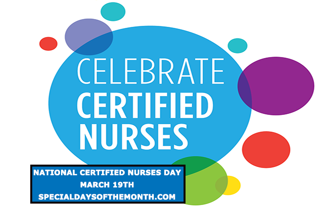 """certified nurses day"""