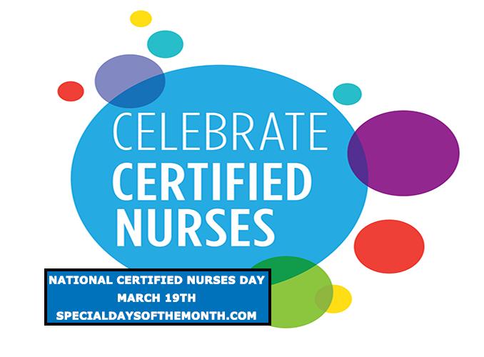 """certified nurses day"""