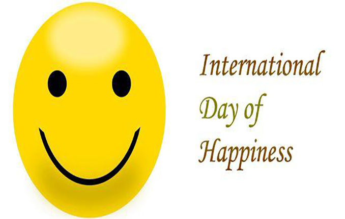 """day of happiness"""