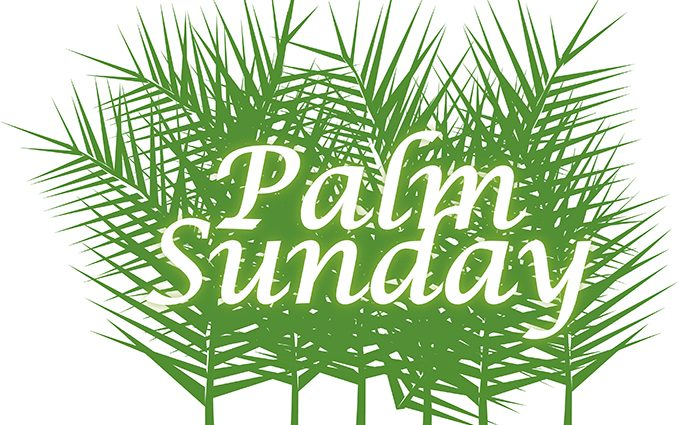 """palm sunday"""