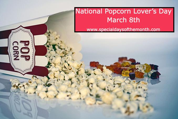 """popcorn lovers day"""