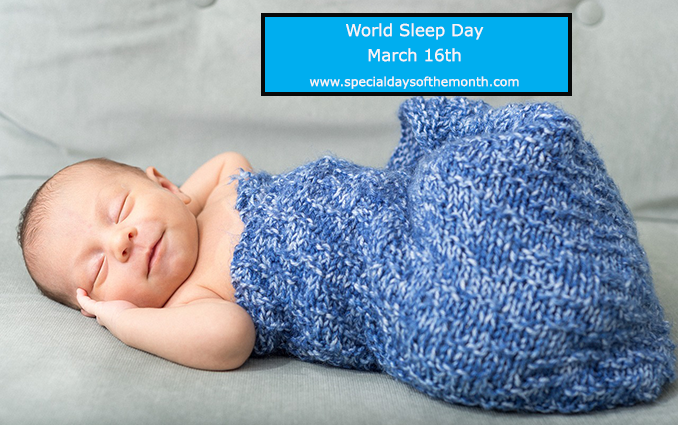 """World Sleep Day"""