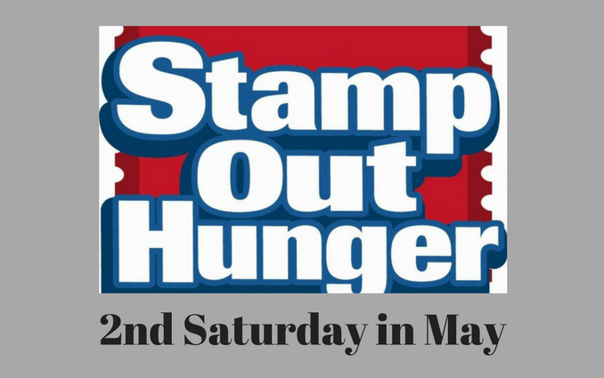 """Stamp Out Hunger"""