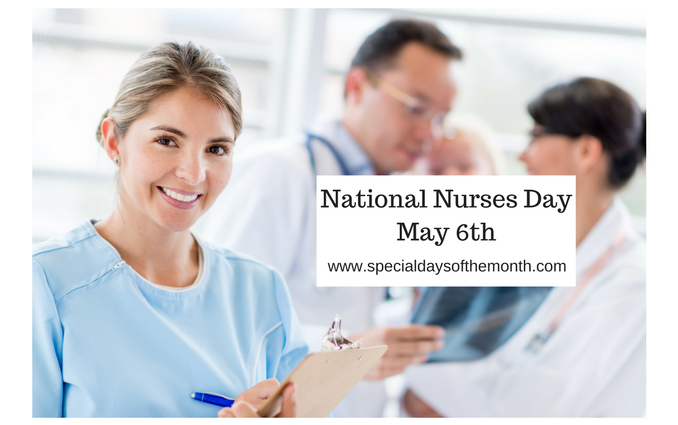 """national nurses day"""