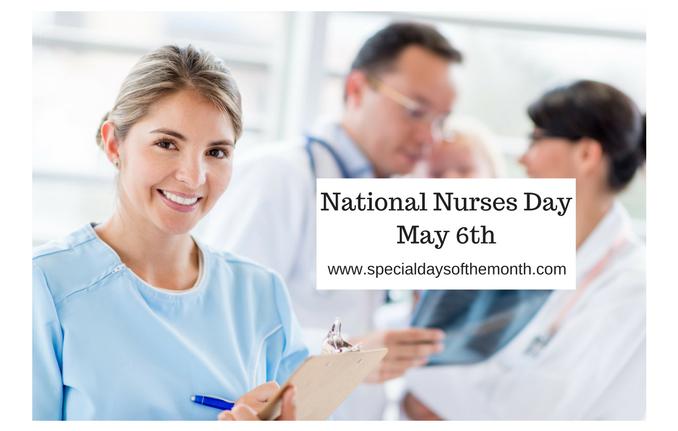 """national nurses day"""