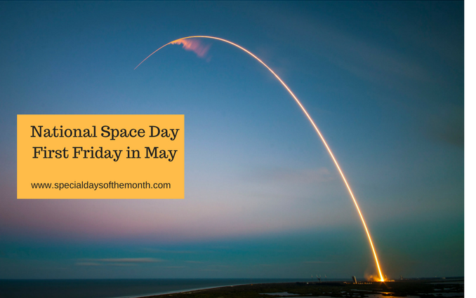 """""""national Space day"""""""