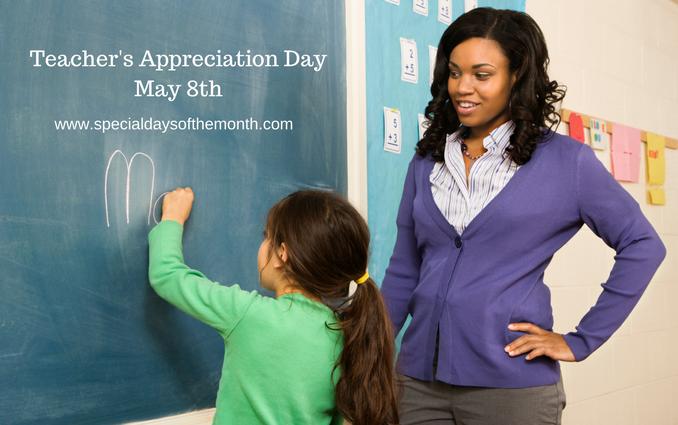 """teachers appreciation day"""