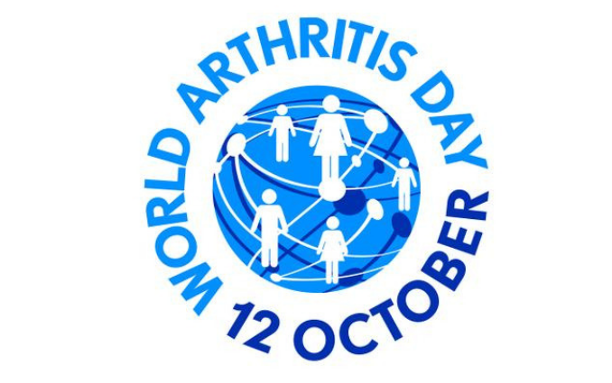 """world arthritis day - october 12th"""