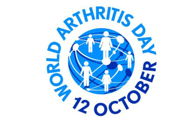 """world arthritis day - october 12th"""