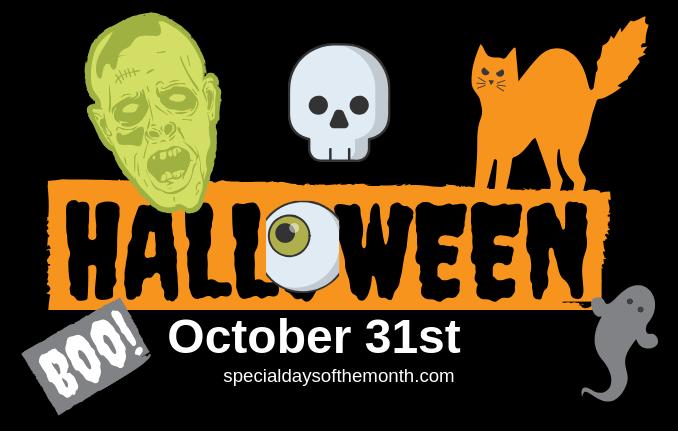 """""""halloween - october 31st"""""""