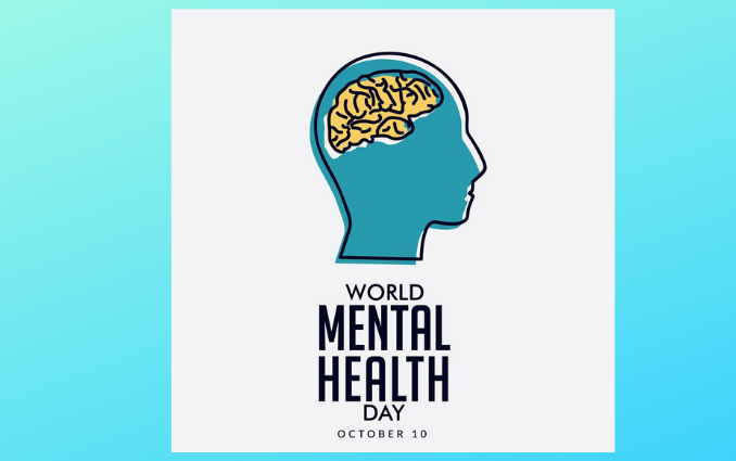 """mental health day"""