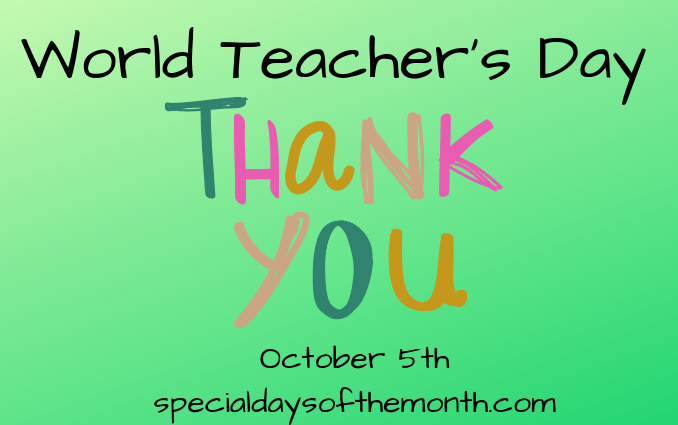 """world teacher day"""