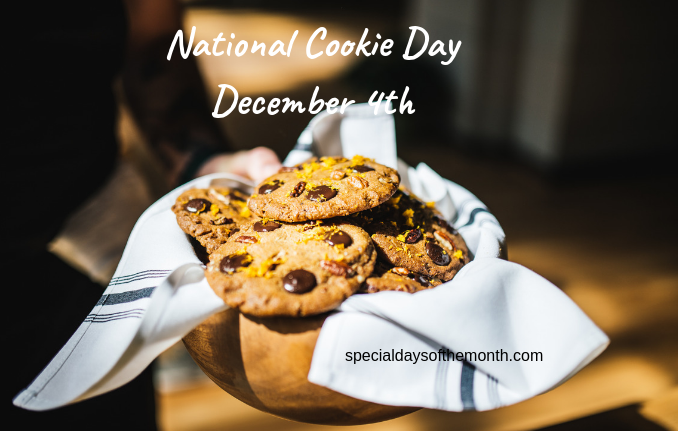 """national cookie day"""