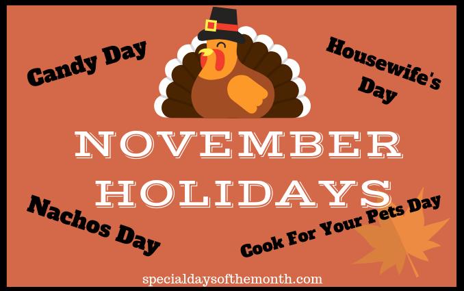 """november holidays"""