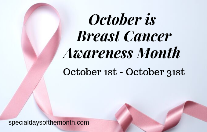 """breast cancer month"""