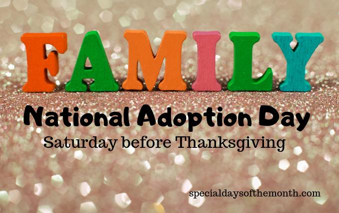 """adoption day - november 18, 2019"""