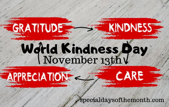 """kindness day"""