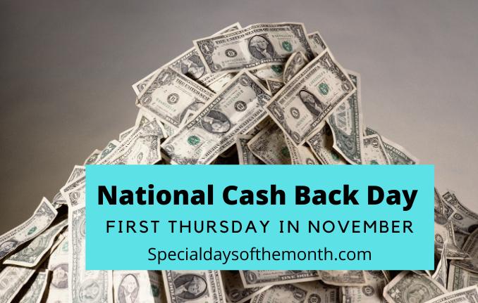"""""""cash back day"""""""