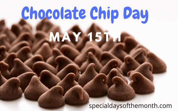 """""""chocolate chip day"""""""
