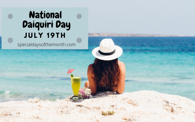 """National Daiquiri Day"""