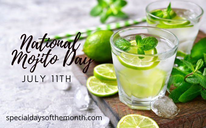 """national mojito day"""