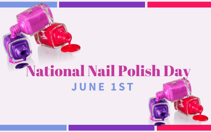 """""""nail polish day"""""""