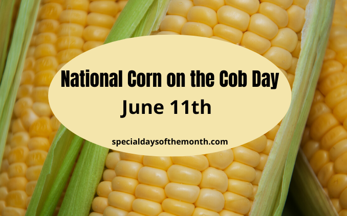 """corn on the cob day"""