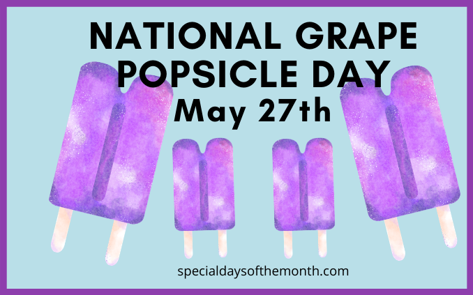 """homemade popsicle day"""